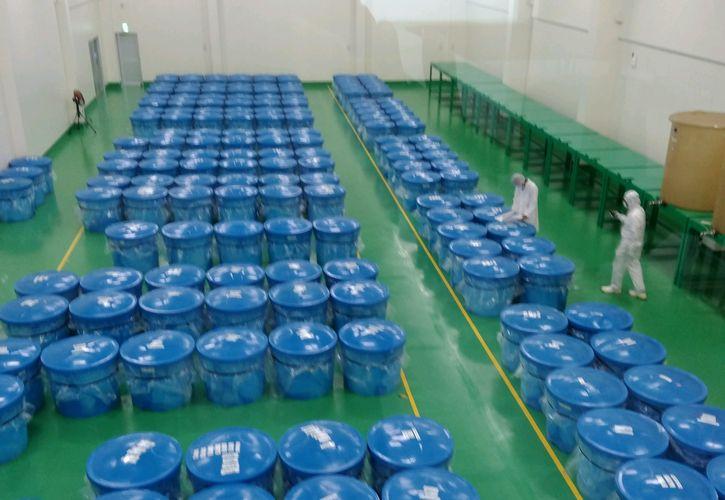 酵素の発酵熟成期間は3年間