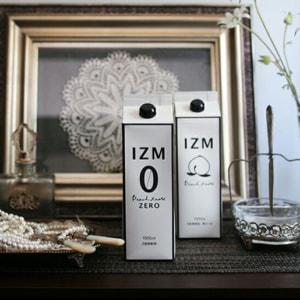 お洒落酵素のIZMシリーズ(ゼロカロリー酵素ドリンク)