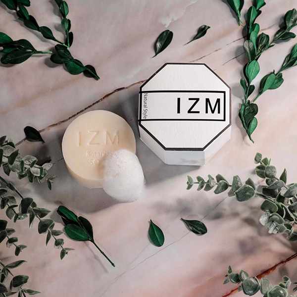 IZM_BOTANICAL_SOAP(酵素洗顔石鹸)