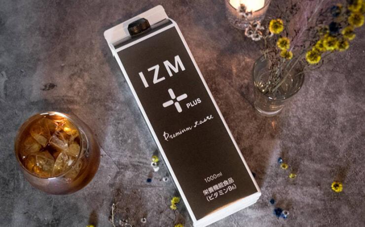 IZM_PLUS(栄養機能食品酵素ドリンク)