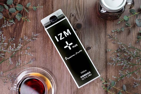 プレミアムな栄養機能食品酵素ドリンク(IZM_PLUS)