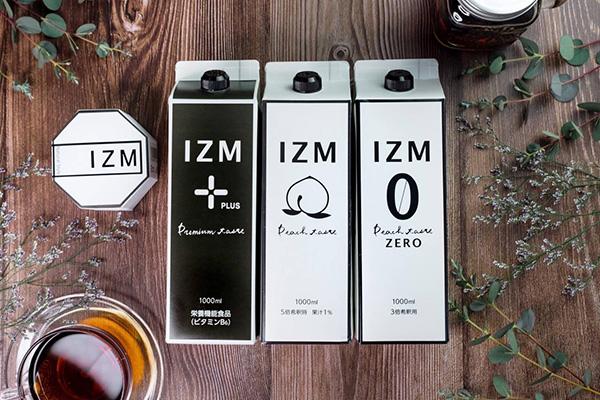 酵素ドリンクと酵素洗顔ならIZMシリーズ